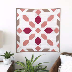 Connector Wall Hanging Pre-Cut Quilt Kit by Homemade Emily Jane