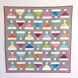 Kris Kringle Pre-Cut Quilt Kit by Pen & Paper Patterns