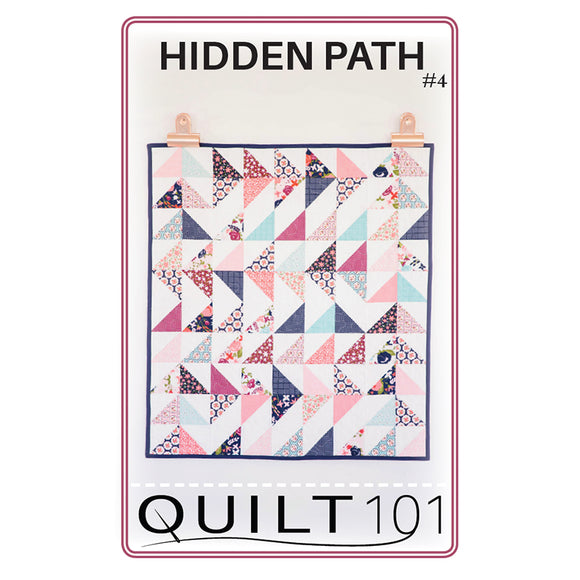 Hidden Path Digital Pattern