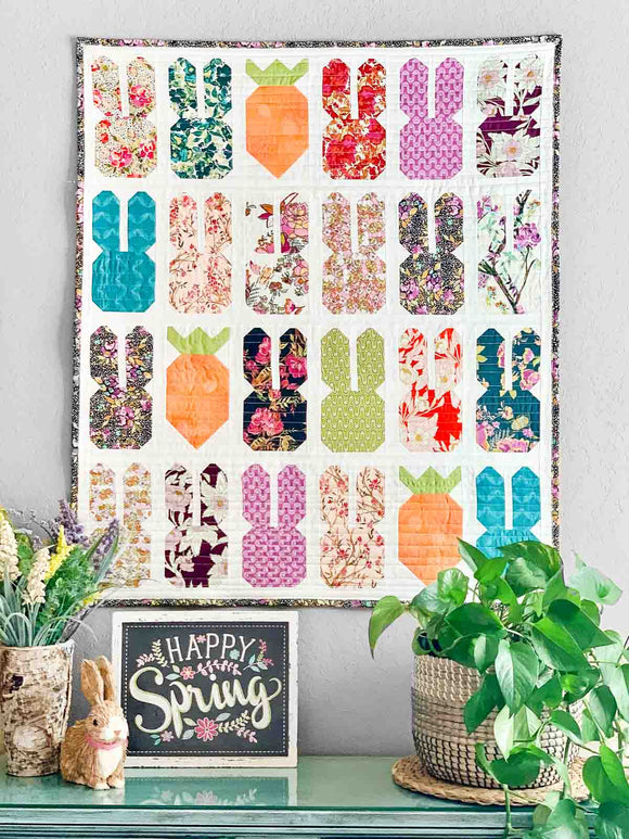 Easter Parade Pre-cut Quilt Kit