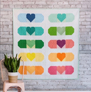 Band-Aid Lap Pre-Cut Quilt Kit by Quilters Candy