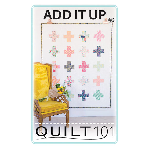 Add it Up Digital Pattern