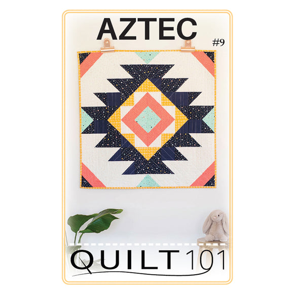 Aztec Digital Pattern