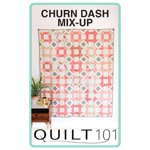 Churn Dash Mix Up Digital Pattern
