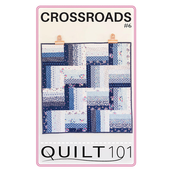 Crossroads Digital Pattern