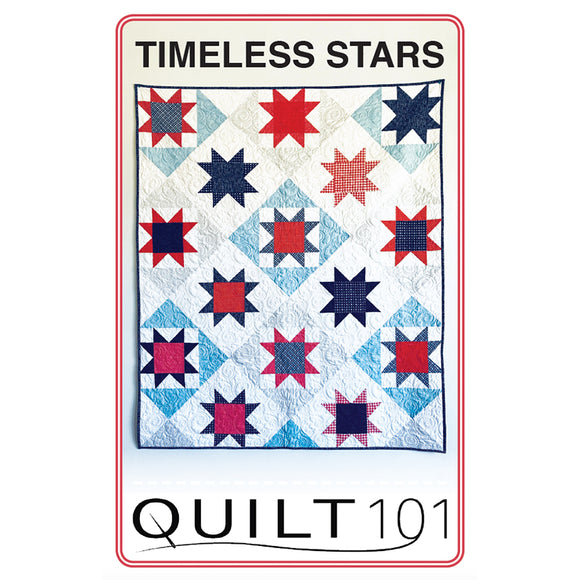 Timeless Stars Digital Pattern