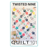Twisted Nine Digital Pattern