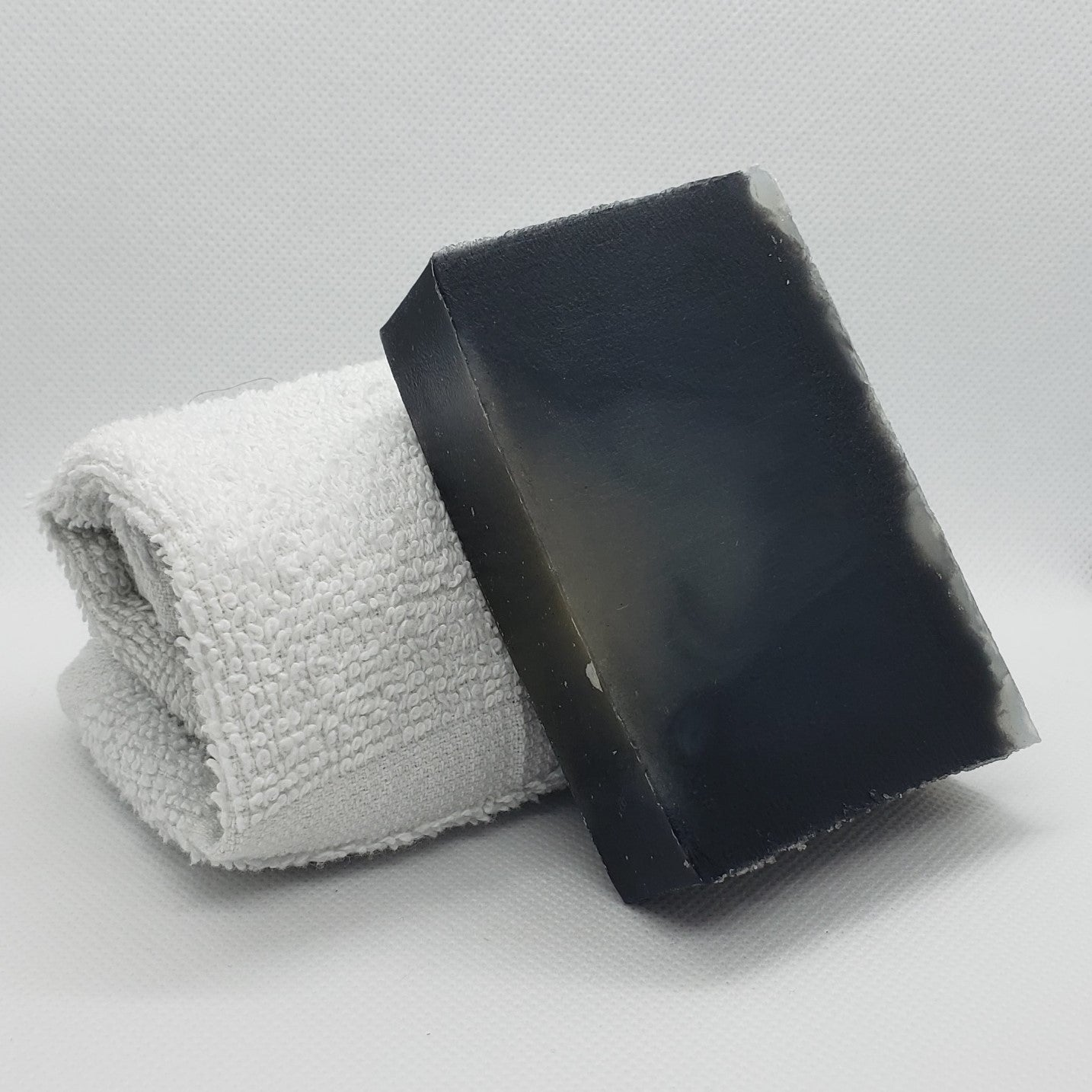 Activated Charcoal and French Green Clay Body Bar