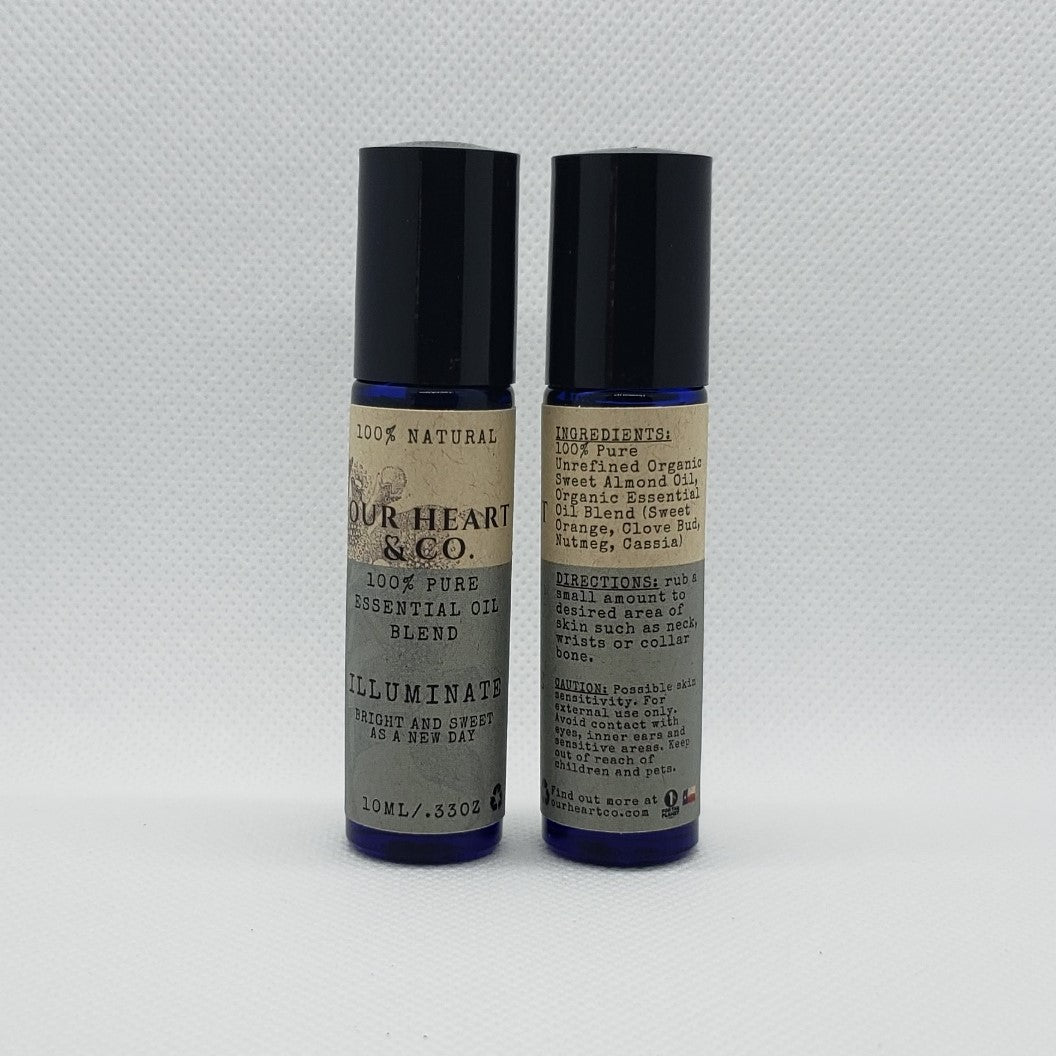Roll-on Essential Oil Blend- ILLUMINATE