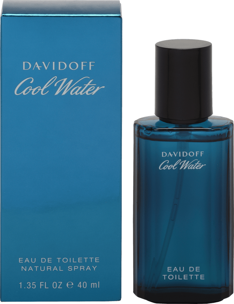 Eau de Toilette Cool Water, 75 ml