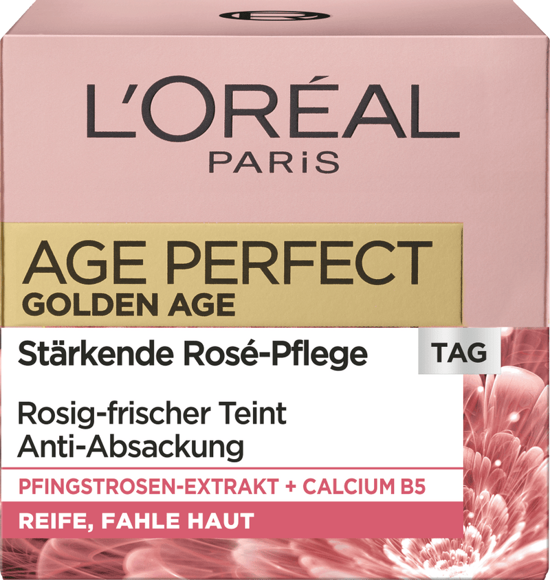 Tagescreme Age Perfect Golden Age, 50 ml