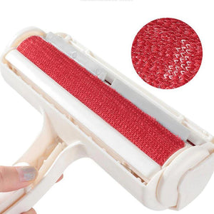 2-Way Pet Hair Remover Roller Fuzz Shaver