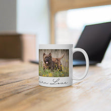 Load image into Gallery viewer, tartangifts of scotlandScottish Cairn Terrier 11oz Mug