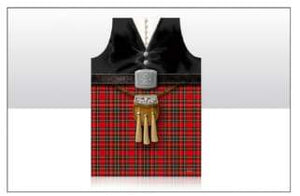 PVC Coated Scots Piper Apron - Living Stone Gifts
