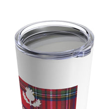 Load image into Gallery viewer, Dinna Fash Get Oan Wae It Scottish Tumbler 20oz