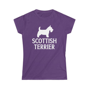 Scottish Terrier  Woman's T-Shirt
