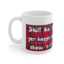 Load image into Gallery viewer, Funny Scottish Haggis 11oz Mug