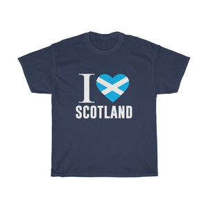 I love Scotland Unisex T-Shirt