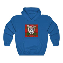 Load image into Gallery viewer, Clan Maxwell Scottish Hoodie