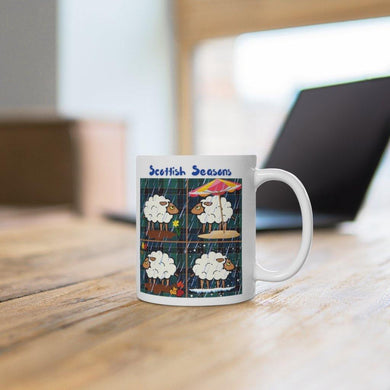 Scottish Seasons 11oz Mug