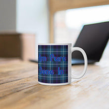 Load image into Gallery viewer, Am Pure Done In Scottish Funny 11oz Mug