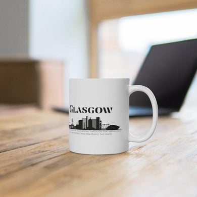 Glasgow Scotland 11oz Mug