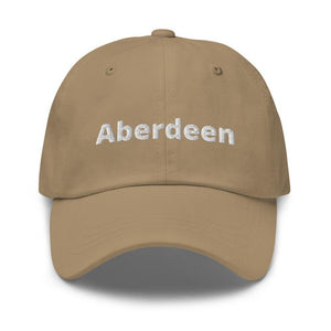 Aberdeen Scottish  Dad hat