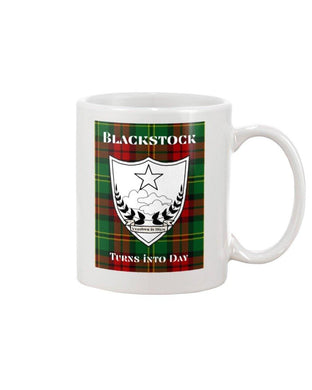 Clan Blackstock Scottish Tartan Mug