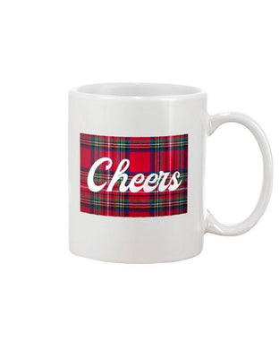 Cheers Scottish 11oz Mug