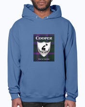 Load image into Gallery viewer, Clan Cooper Tartan & Crest Hoodie