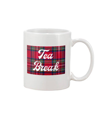 Tea Break Scottish 11oz Mug