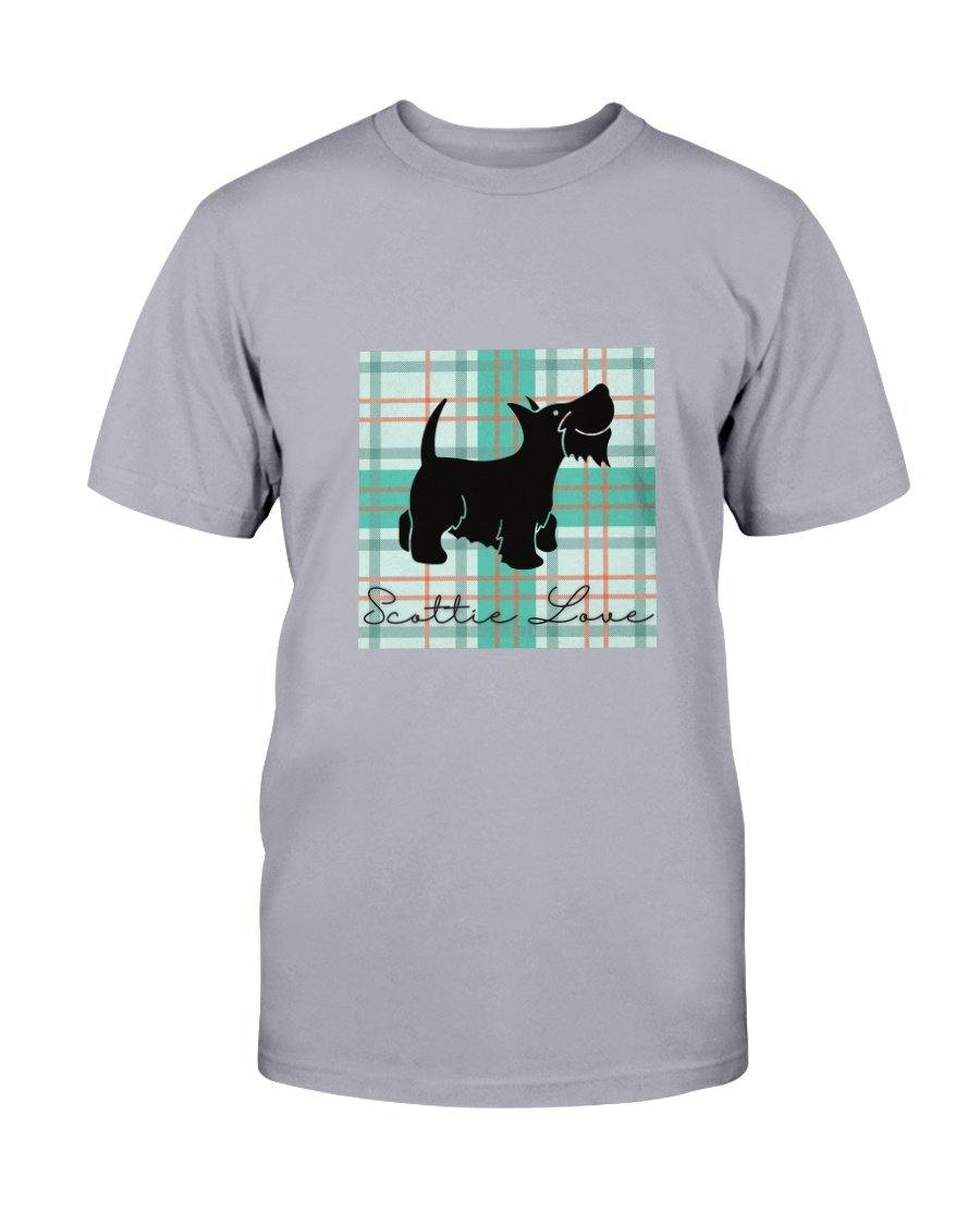 tartangifts of scotlandScottie Love Gildan Cotton T-Shirt