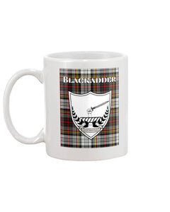 Clan Blackadder Scottish Tartan Mug