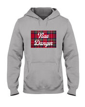 Load image into Gallery viewer, Nae Danger Scottish Tartan Jerzees 50/50 Hoodie