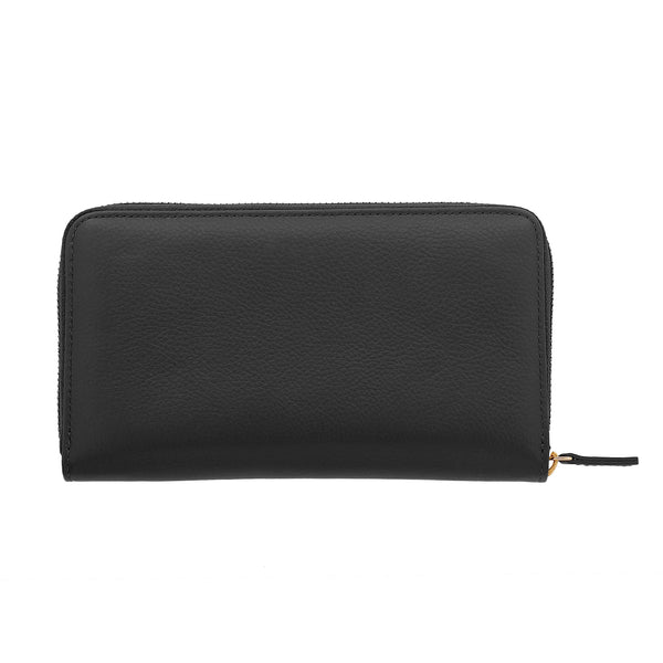 Zip Wallet Black