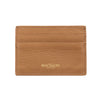 Leather Cardholder Camello