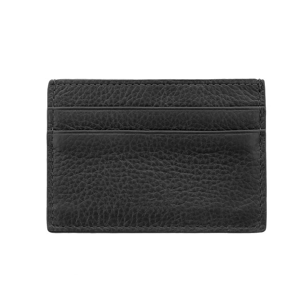 Leather Cardholder Black
