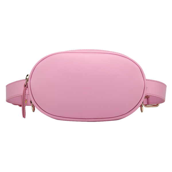 Waist Bag | Smooth Bubblegum Pink