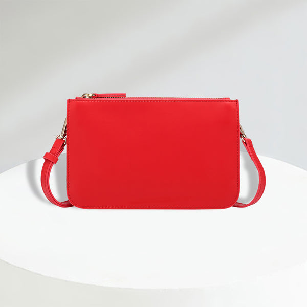 Crossbody Bag | Smooth Lollipo Red