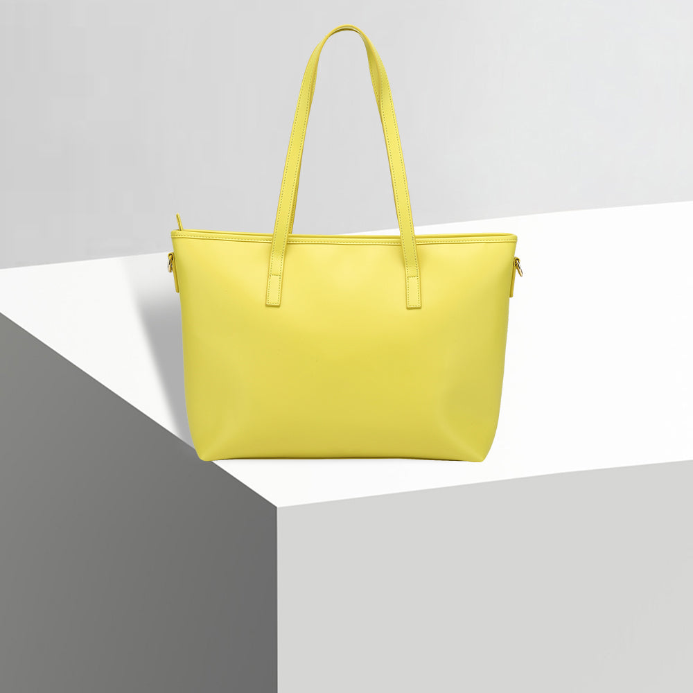 Tote | Canary Yellow