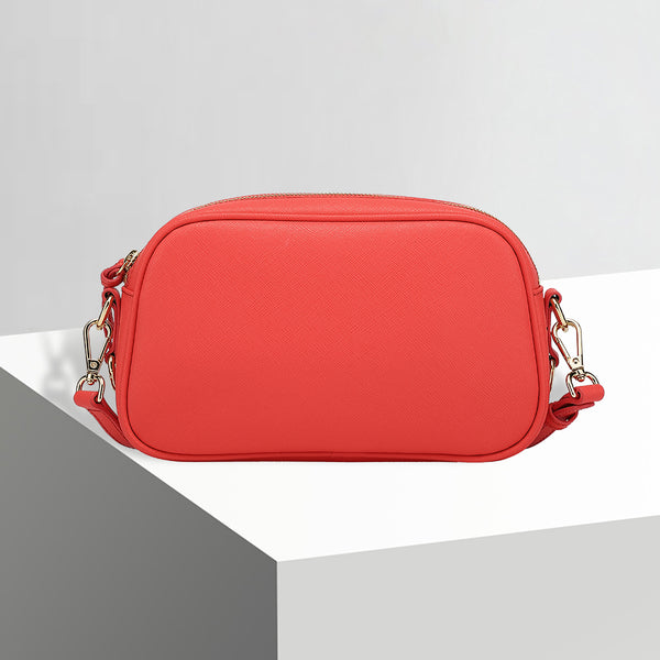 Camera Bag | Lollipop Red