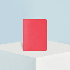 Passport Case | Lollipop Red
