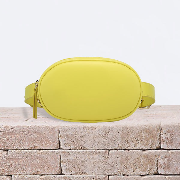 Waist Bag | Canary Yellow
