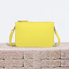 Crossbody Bag | Canary Yellow