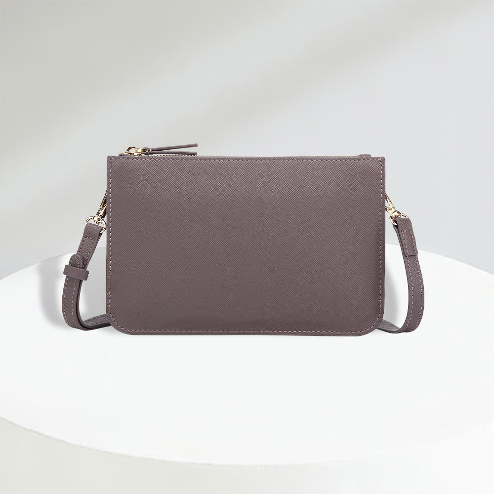 Crossbody Bag | Pale Brown
