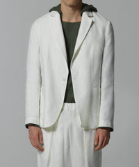 Linen Fitted Jacket