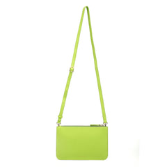 Crossbody Bag | Lime Green