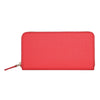 Zip Wallet | Lollipop Red