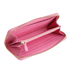 Zip Wallet | Bubblegum Pink