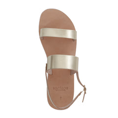 Greek Leather Sandals 'Clio'